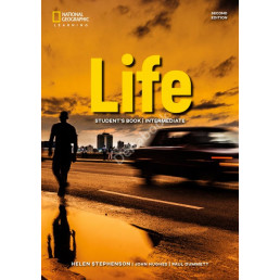 Підручник Life 2nd Edition Intermediate Student's Book with App Code