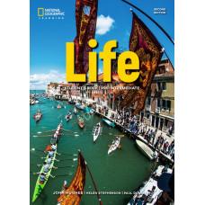 Підручник Life 2nd Edition Pre-Intermediate Student's Book with App Code