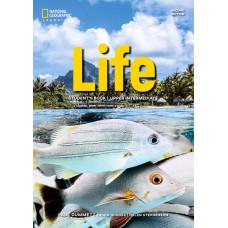 Підручник Life 2nd Edition Upper-Intermediate Student's Book with App Code