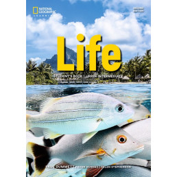 Підручник Life 2nd Edition Upper-Intermediate Student's Book with App Code