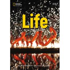 Підручник Life 2nd Edition Beginner Student's Book with App Code