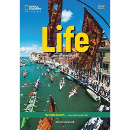 Зошит Life 2nd Edition Pre-Intermediate Workbook with Key and Audio CD