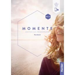 Підручник Momente A1.1 Kursbuch