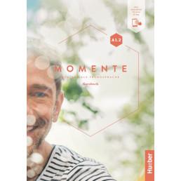 Підручник Momente A1.2 Kursbuch
