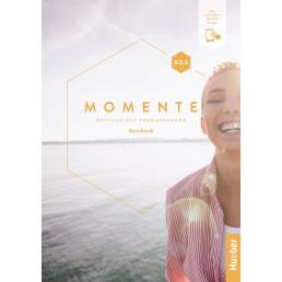 Підручник Momente A2.1 Kursbuch