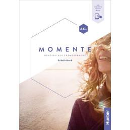 Зошит Momente A1.1 Arbeitsbuch