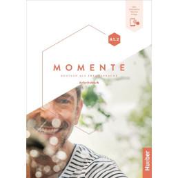 Зошит Momente A1.2 Arbeitsbuch