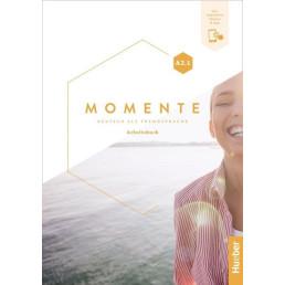 Зошит Momente A2.1 Arbeitsbuch