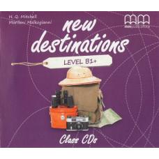 Аудіо диск New Destinations B1+ Class Audio CD