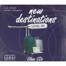 Аудіо диск New Destinations B2 Class Audio CD