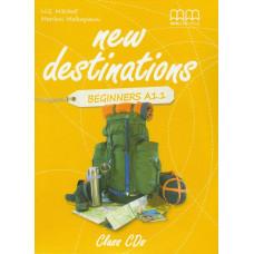 Аудіо диск New Destinations А1.1 Class Audio CD