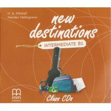 Аудіо диск New Destinations В1 Class Audio CD