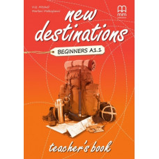 Книга вчителя New Destinations A1.1 Teacher's Book