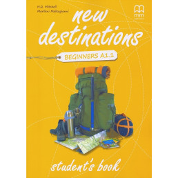 Підручник New Destinations A1.1 Student's Book