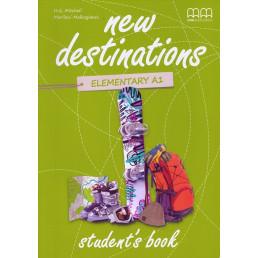 Підручник New Destinations A1.2 Student's Book