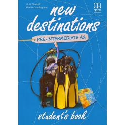 Підручник New Destinations A2 Student's Book
