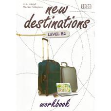 Зошит New Destinations B2 Workbook
