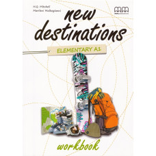 Зошит New Destinations A1.2 Workbook