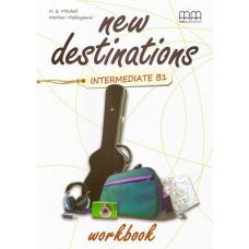 Зошит New Destinations B1 Workbook