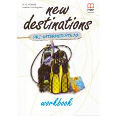 Зошит New Destinations A2 Workbook