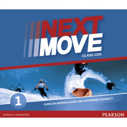 Аудіо диск Next Move 1 Class Audio CD