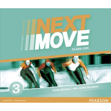Аудіо диск Next Move 3 Class Audio CD