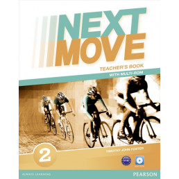 Книга вчителя Next Move 2 Teacher's Book