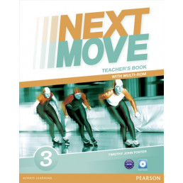 Книга вчителя Next Move 3 Teacher's Book