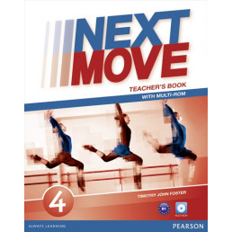 Книга вчителя Next Move 4 Teacher's Book