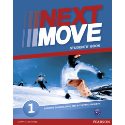 Підручник Next Move 1 Student's Book