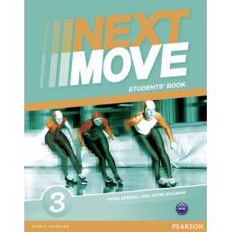Підручник Next Move 3 Student's Book