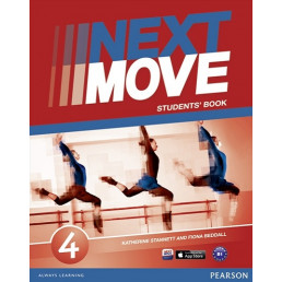 Підручник Next Move 4 Student's Book