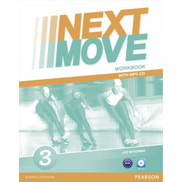 Зошит Next Move 3 Workbook