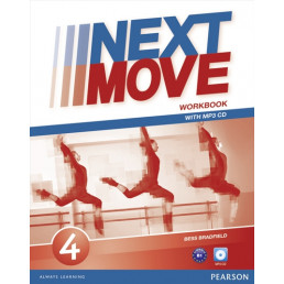 Зошит Next Move 4 Workbook