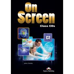 Аудіо диск On Screen C2 Class Audio CD