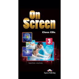 Аудіо диск On Screen 3 Class Audio CD