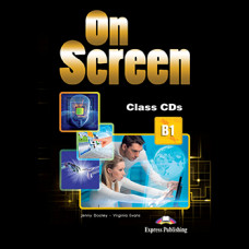 Аудіо диск On Screen B1 Class Audio CD
