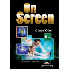 Аудіо диск On Screen В1+ Class Audio CD