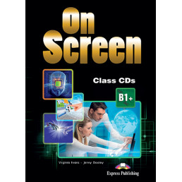 Аудіо диск On Screen B1+ Class Audio CD