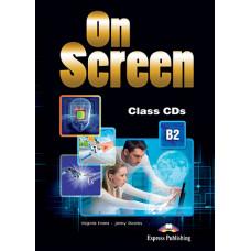 Аудіо диск On Screen В2 Class Audio CD