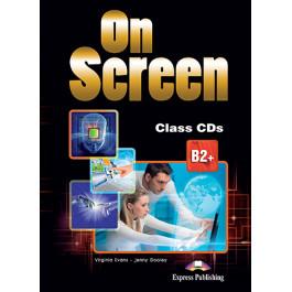 Аудіо диск On Screen B2+ Class Audio CD