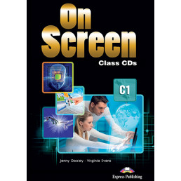 Аудіо диск On Screen C1 Class Audio CD