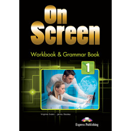 Зошит On Screen 1 Workbook & Grammar Book