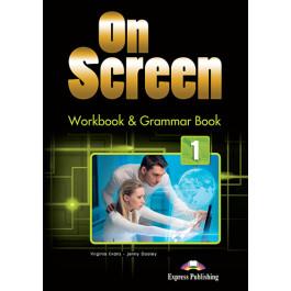 Зошит On Screen 1 Workbook & Grammar Book with Digibook App