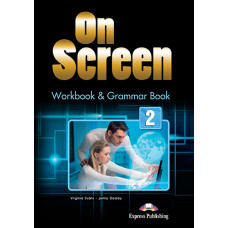 Зошит On Screen 2 Workbook & Grammar Book