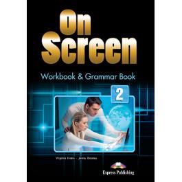 Зошит On Screen 2 Workbook & Grammar Book with Digibook App