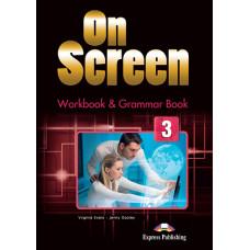 Зошит On Screen 3 Workbook & Grammar Book