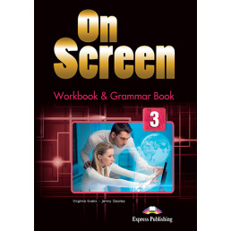 Зошит On Screen 3 Workbook & Grammar Book