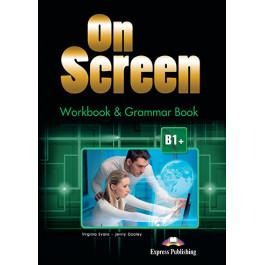 Зошит On Screen B1+ Workbook & Grammar Book with Digibook App