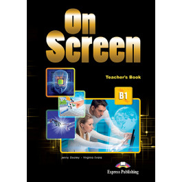 Книга вчителя On Screen B1 Teacher's Book